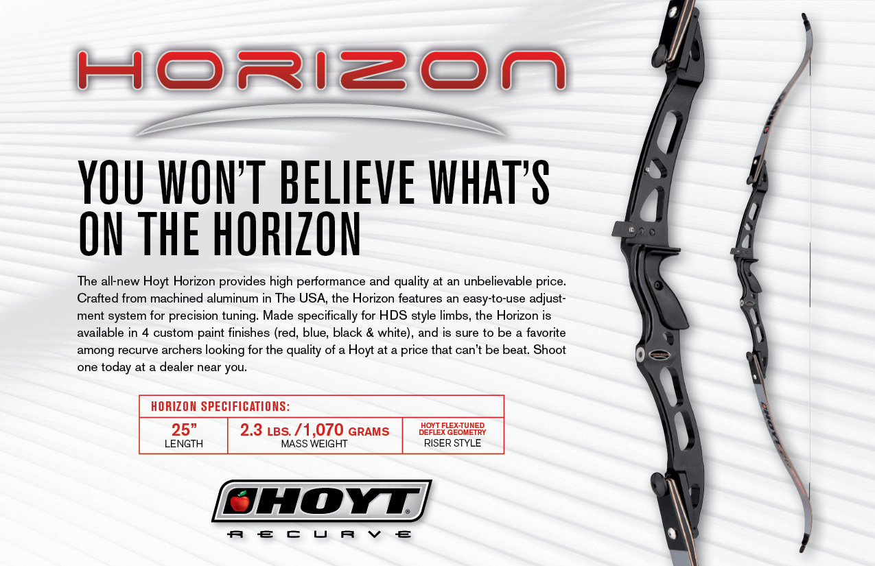 Horizon Intro Flyer